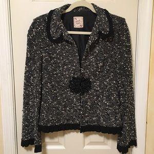 Nanette Lepore wool blazer